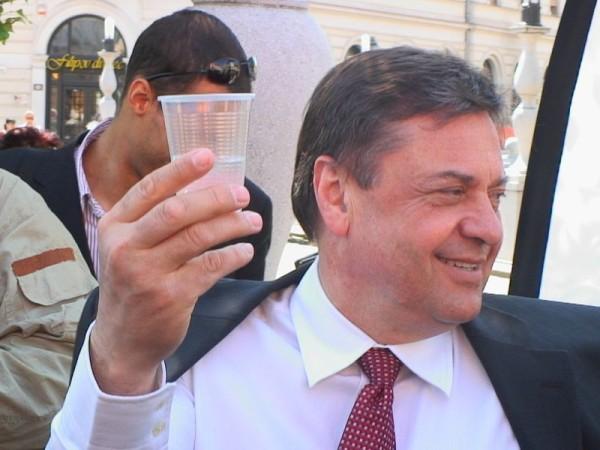 Župan Zoran Janković